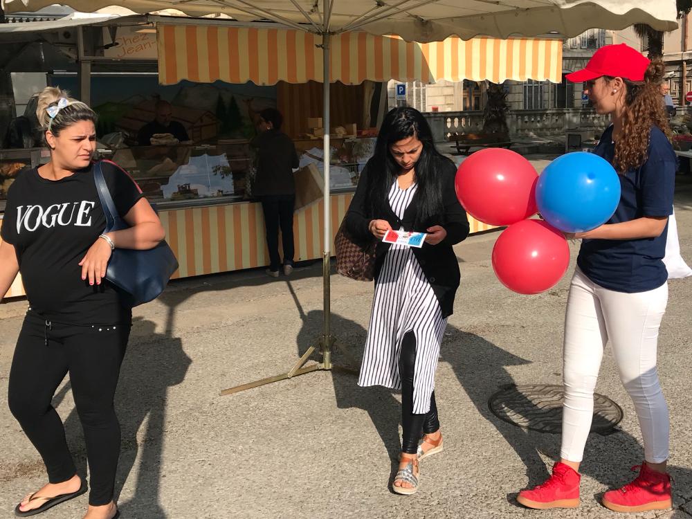 departement 13 - street marketing - Keemia agence marketing local à Marseille