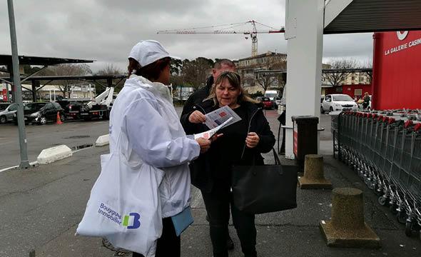 bouygues immobilier keemia Marseille agence marketing local en région paca