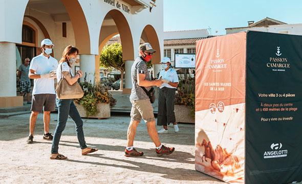 Angelotti Promotion Affi'cube - Keemia Toulouse agence de Marketing locale en région PACA