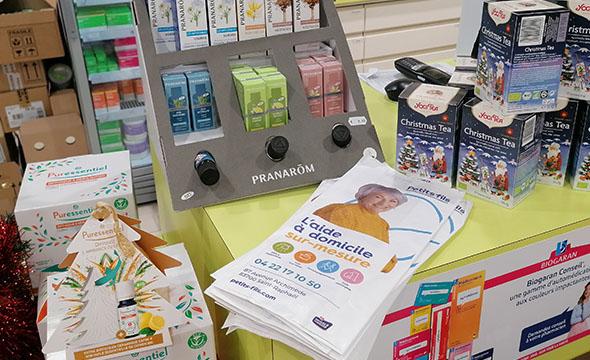 Sacs à pharmacie pour l'agence petits fils avec Kemia Marseille agence de marketing locale de référence en région PACA