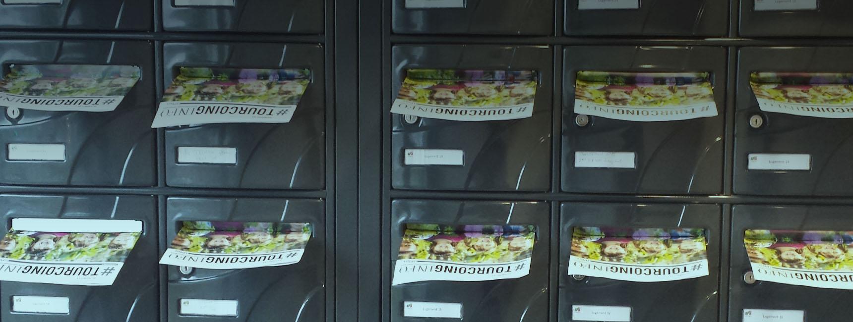 Distribution, dépôt et publipostage - Keemia Nantes Agence marketing local en région Atlantique