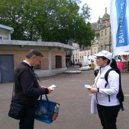 street marketing distribution depot bati nantes keemia agence marketing locale en region atlantique