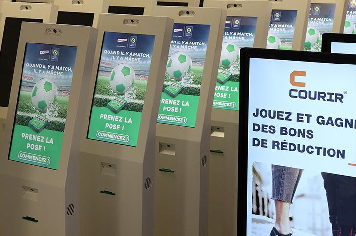 Parc de bornes - Keemia Nantes - Agence de Marketing Locale en région Atlantique