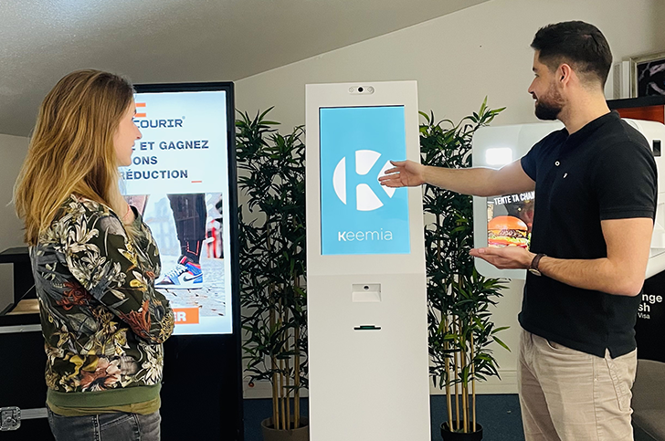 Showroom - Keemia Nantes - Agence de Marketing Locale en région Atlantique