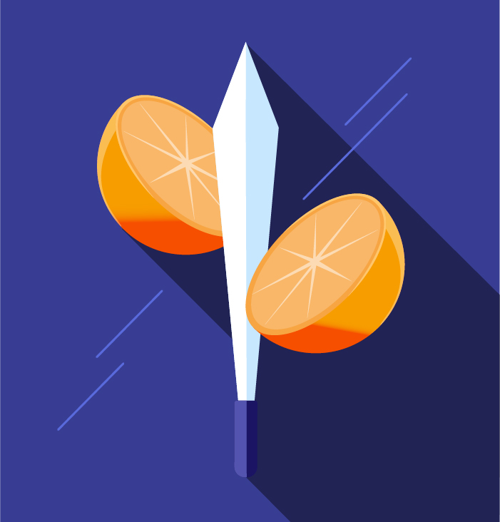Slice fruits - Keemia Nantes - Agence de Marketing Locale en région Atlantique