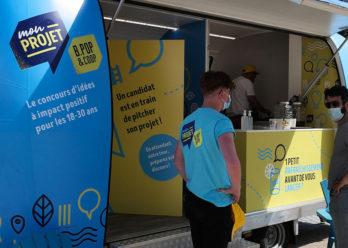 Eggstream pour la banque populaire - Keemia Nantes agence de marketing locale en région Altantique