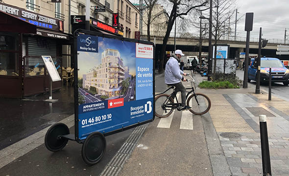 bouygues immo street marketing keemia agence marketing local paris