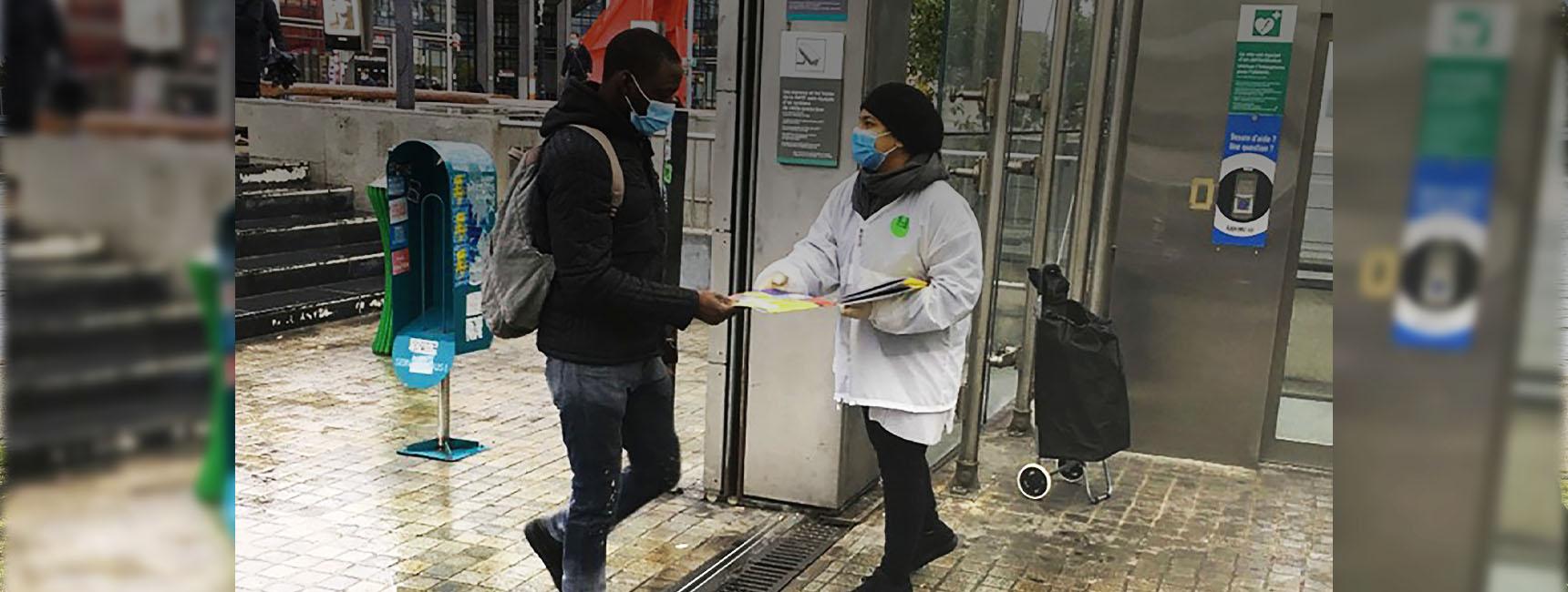 Street-Marketing - Keemia Paris agence marketing locale en région Ile de France