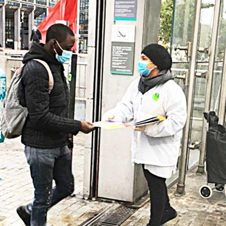 Street-Marketing -- Keemia Paris agence marketing locale en région Ile de France