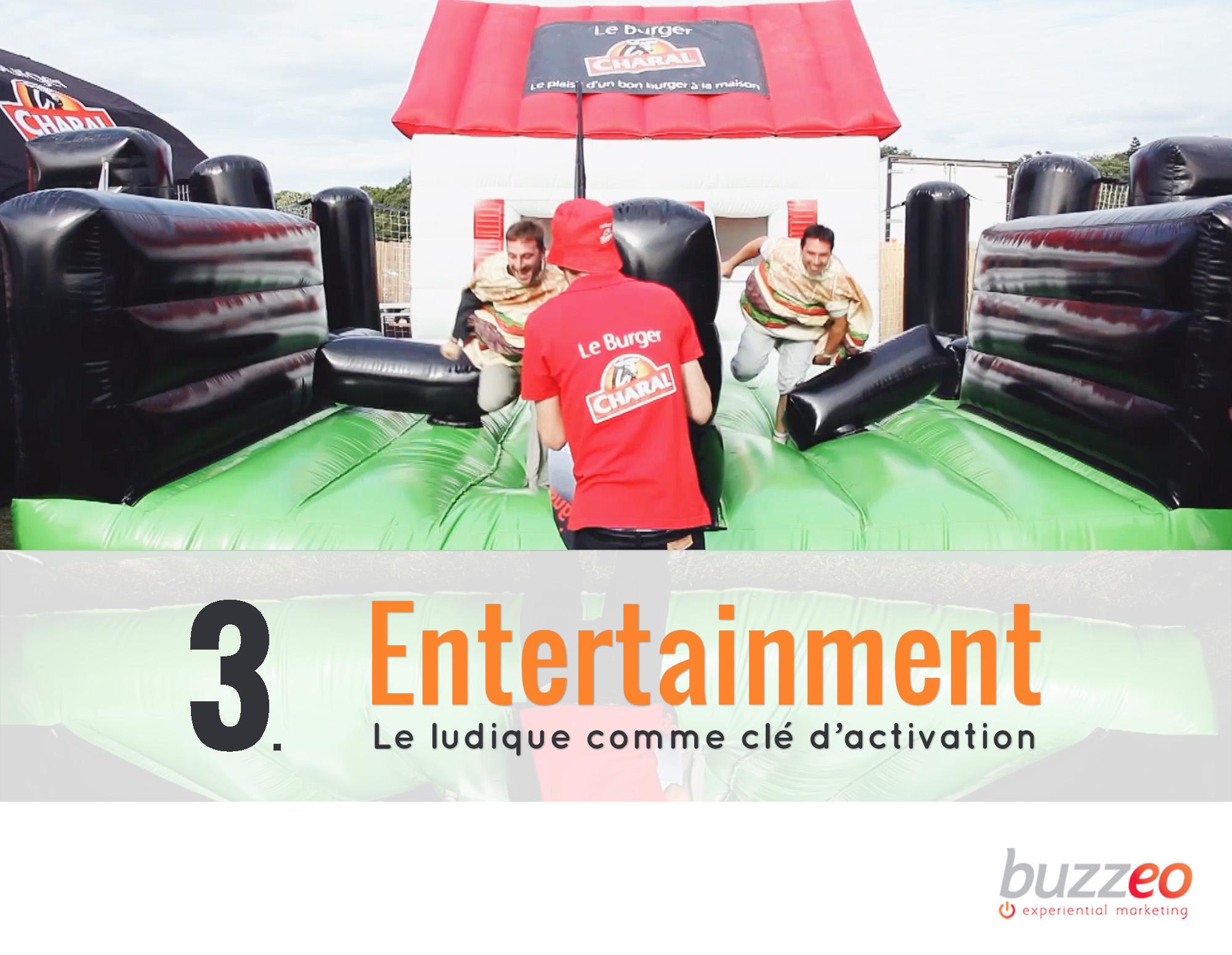 entertainement - Keemia Shopper - l'agence de marketing d'activation shopper phygital