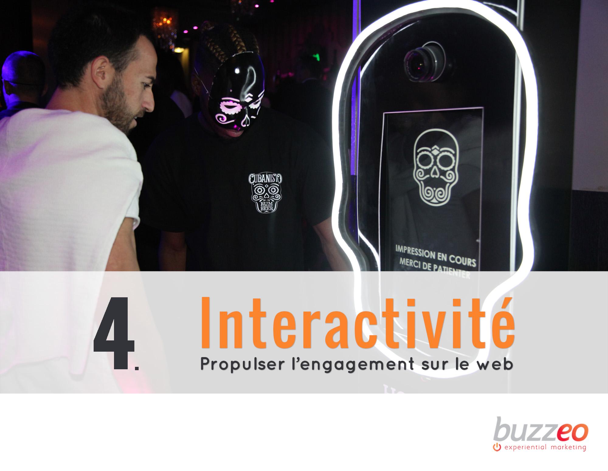 interactive - Keemia Shopper - l'agence de marketing d'activation shopper phygital