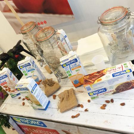 A la découverte de la Bio-Nutrition avec Bjorg Keemia Shopper Marketing - Agence d'activation shopper marketing phygitale