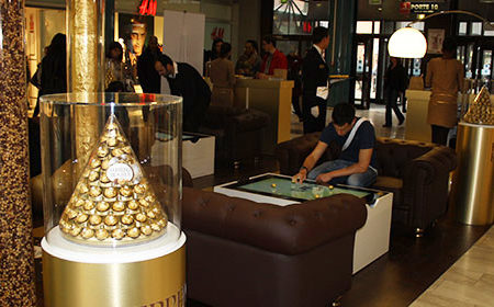 Immersion virtuelle avec Ferrero - Keemia Shopper Marketing - Agence d'activation shopper marketing phygitale