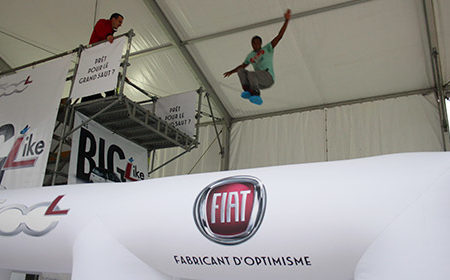 Fiat invente le plus grand Like du monde - Keemia Shopper Marketing - Agence d'activation shopper marketing phygitale