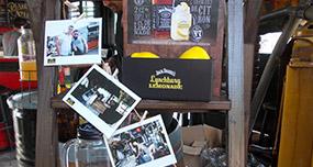 Animation outstore de dégustation pour découvrir le cocktail phare de Jack Daniels dans plus de 20 villes - Keemia Shopper Marketing - Agence d'activation shopper marketing phygitale