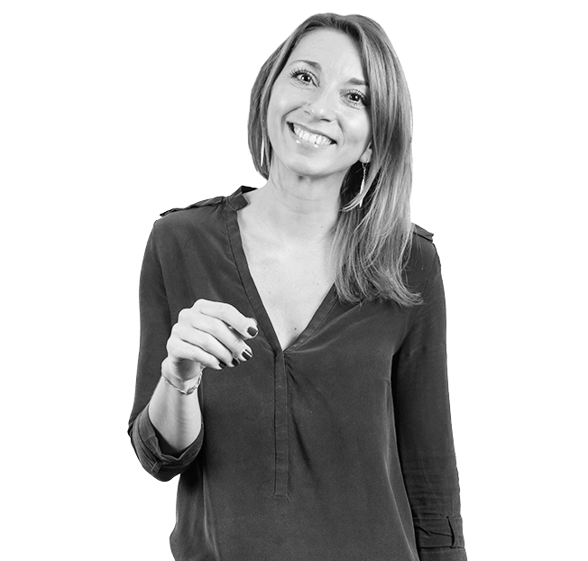 Sandrine - Keemia Shopper Marketing - Agence d'activation shopper marketing phygitale
