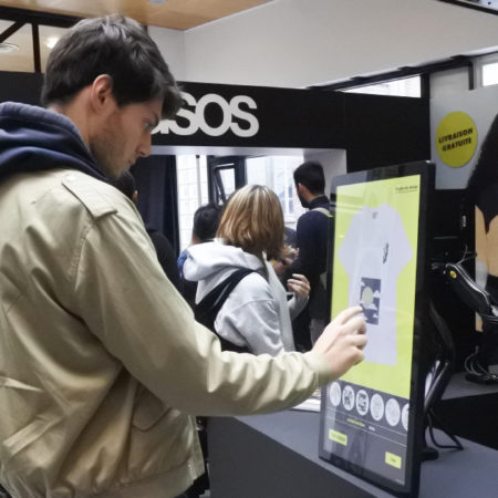 Asos - event - campus - Keemia Campus agence marketing experientiel et phygital
