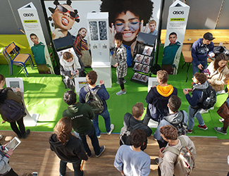 Inside campus - Keemia Campus Marketing - Agence d'activation shopper marketing phygitale