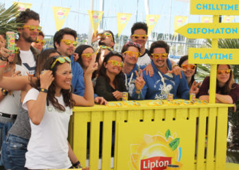 Lipton Fresh - Partenariats BDE et Associations - Keemia Campus Marketing - Agence d'activation shopper marketing phygitale