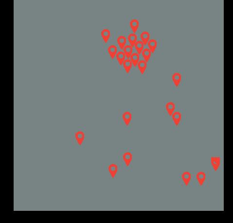Le club 24 carrefour carte de France finale - Keemia Shopper Marketing - Agence d'activation shopper marketing phygitale