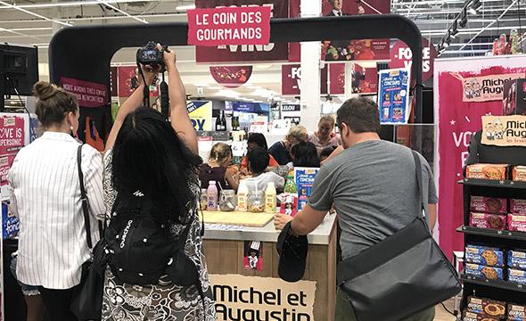 Michel et Augustin - Keemia Shopper agence d'activation marketing