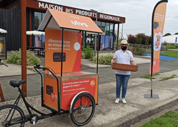 Activation Vinci Autoroutes Ulys Tour - Keemia Shopper - Agence d'activation phygitale