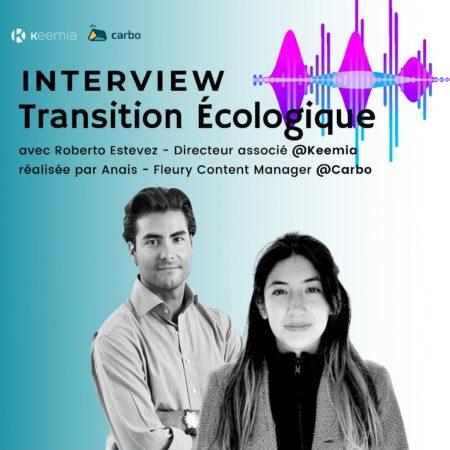 Podcast Interview Transition Ecologique Keemia agence de marketing hors media et digital