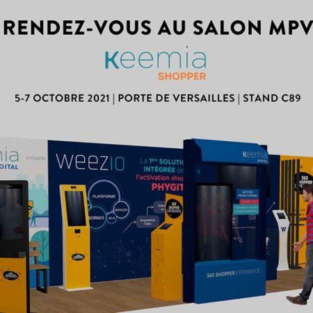 Salon Marketing Point de Vente - Keemia Shopper - Agence de marketing phygitale