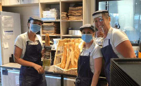 la sabliere steinbourg sac a pain publicitaire keemia-strasbourg agence marketing locale en region grand est