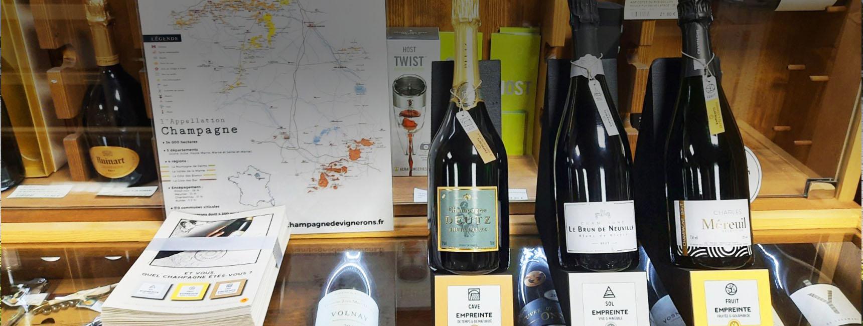 Dispositif digital pour le Syndicat général des vignerons de Champagne