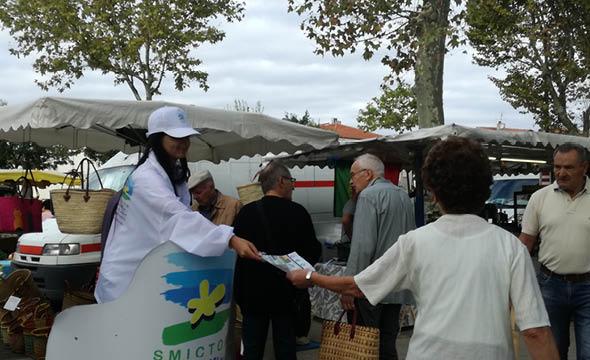 smictom affichage mobile segway keemia agence marketing locale en région occitanie
