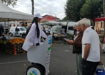 smictom affichage mobile segway keemia agence marketing locale en région occitanie