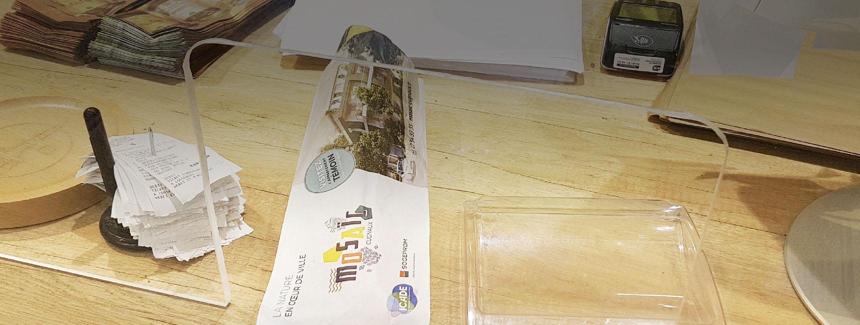 Dispositif de sacs à pain pour SCCV Leo Lagrange - Keemia Toulouse agence de Marketing locale en région Occitanie