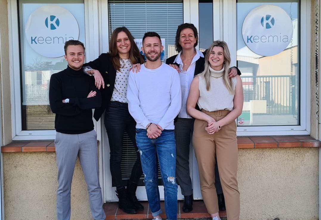 Equipe Keemia Toulouse - Agence de Marketing Locale en région Occitanie