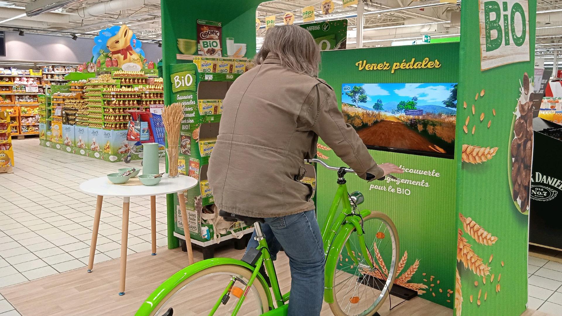Animation du point de vente - Keemia Toulouse - Agence de Marketing Locale en région Occitanie