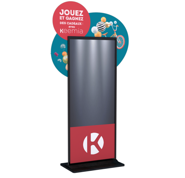Screeny - Keemia Toulouse - Agence de Marketing Locale en région Occitanie