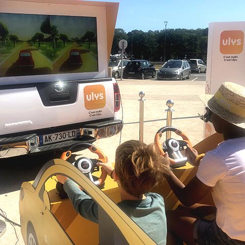 Jeux vidéos et simulation - Solutions interactives - Keemia Tours Agence marketing local en région Centre Normandie