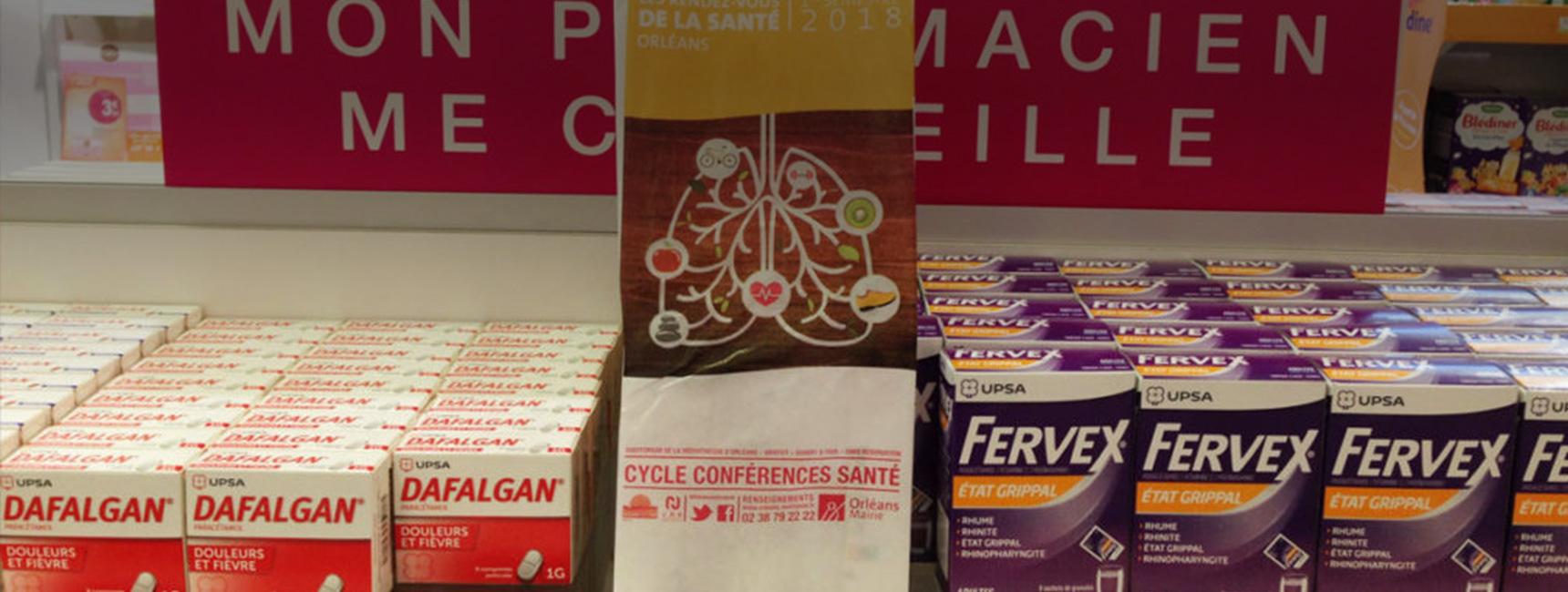 Metropole orléans support tactique Keemia Tours Agence marketing local en région Centre Normandie