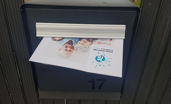 depot boite aux lettres keemia tours agence de marketing de reference en region normandie