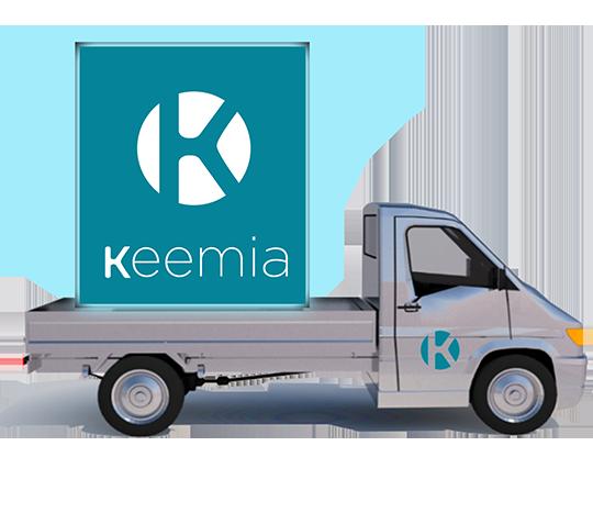 Affi'Led - Keemia Tours agence marketing local en région Centre Normandie