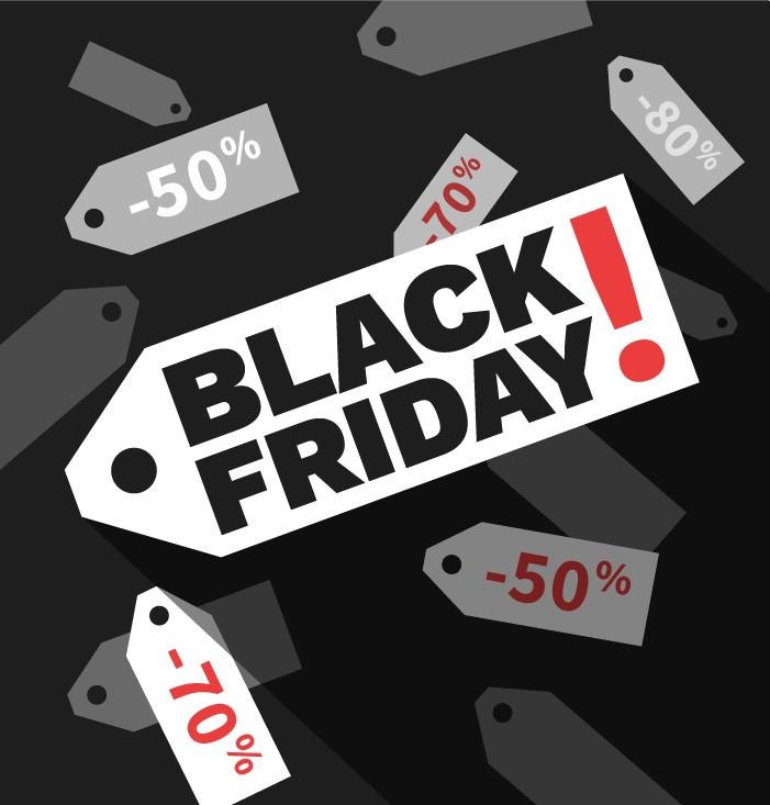 Black Friday - Keemia Tours - Agence de Marketing Locale en région Centre Normandie