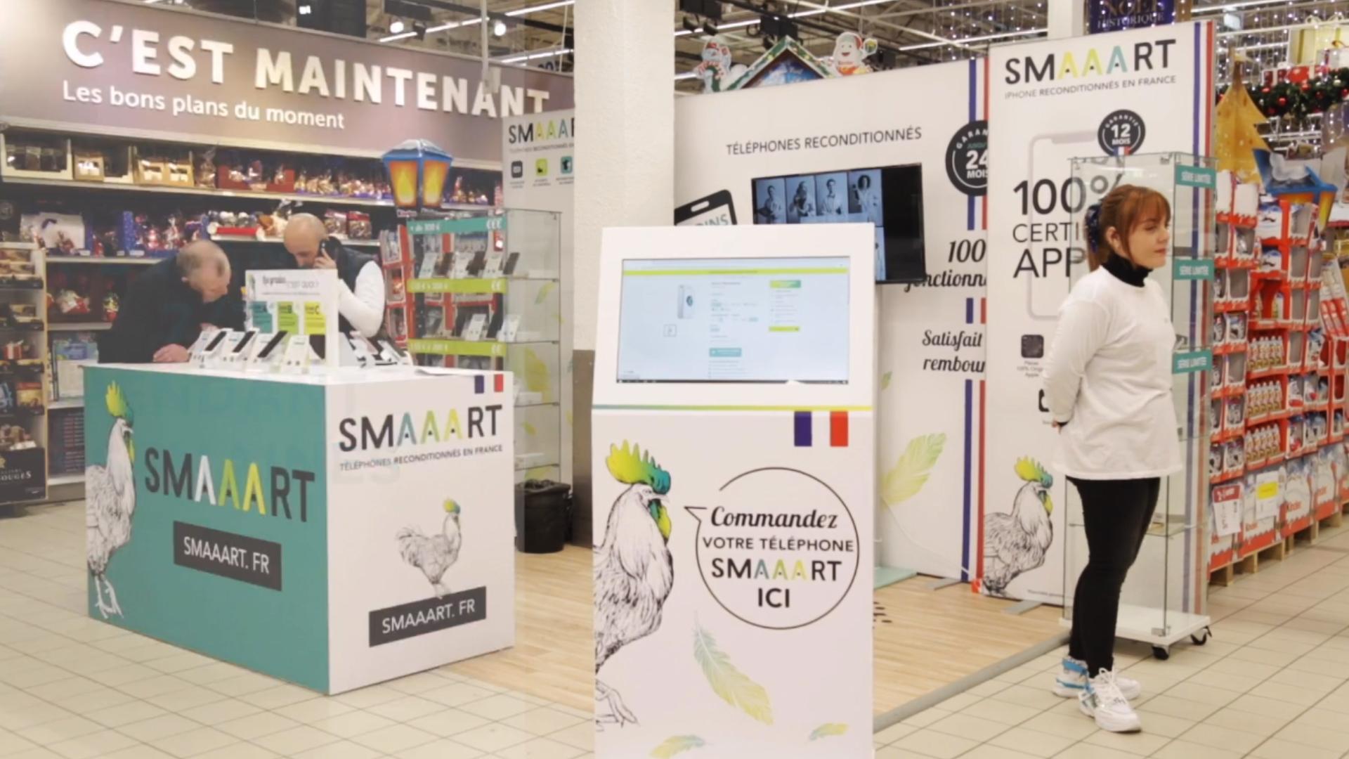Brand Activation - Keemia Tours - Agence de Marketing Locale en région Centre Normandie