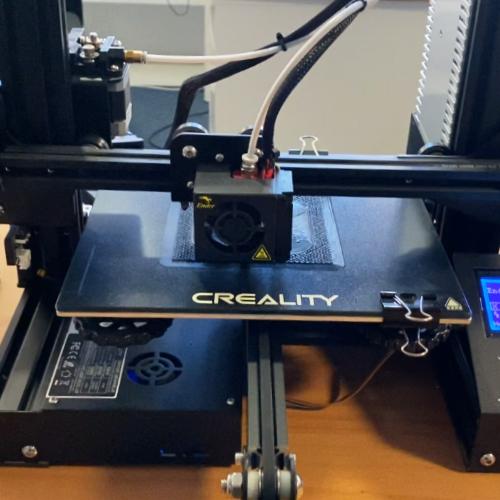 Imprimante 3D - Keemia Tours - Agence de Marketing Locale en région Centre Normandie