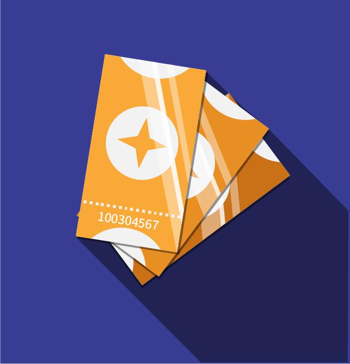 Loterie - Keemia Tours - Agence de Marketing Locale en région Centre Normandie