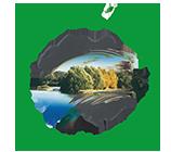 Logo Imprim'vert - Keemia Agence Hors média, Shopper Marketing, Evénementiel