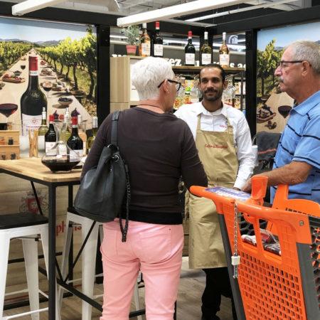 Réserve de Cellier des Dauphins - Keemia Agence Hors média, Shopper Marketing, Evénementiel