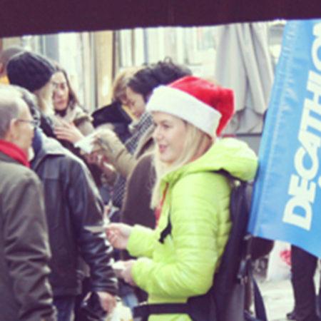 Decathlon s'anime à Nantes Vignette - Keemia Agence Hors média, Shopper Marketing, Evénementiel