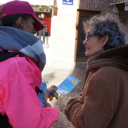 Family Sphere en street Vignette - Keemia Agence Hors média, Shopper Marketing, Evénementiel