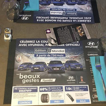 Hyundai avec les bleus Vignette - Keemia Agence Hors média, Shopper Marketing, Evénementiel