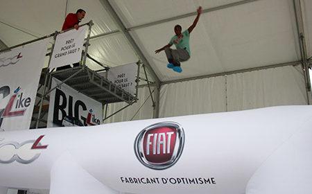 Fiat invente le plus grand Like du monde - Keemia Agence Hors média, Shopper Marketing, Evénementiel